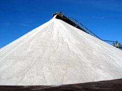 large-salt-pile